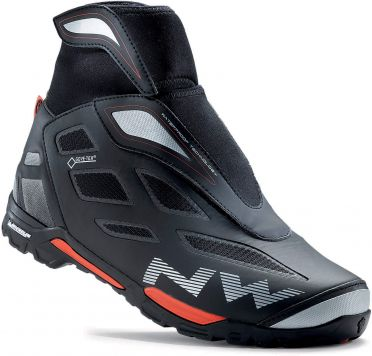 Northwave X-Cross GTX Mountainbikeschoen zwart heren