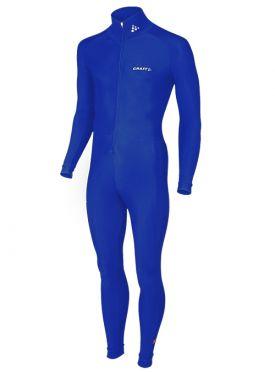 Craft Thermo marathon schaatspak blauw unisex