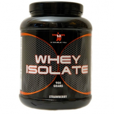 M Double You Whey Isolate 900 gram