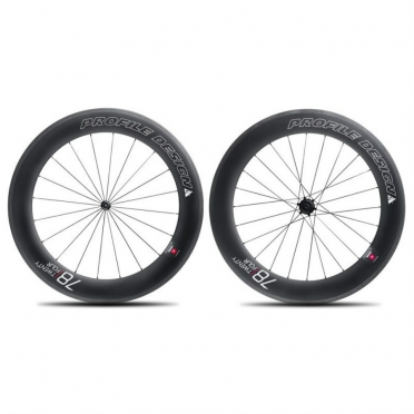 Profile Design 78/Twenty Four Carbon Clincher Wielset