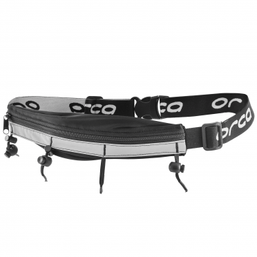 Orca Startnummerband met ritszak
