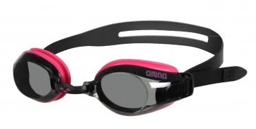 Arena Zoom X-Fit zwembril zwart/roze