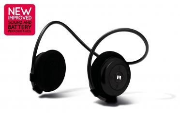 Miiego AL3+ Freedom draadloze Bluetooth hoofdtelefoon zwart