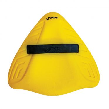 Finis Alignment kickboard geel
