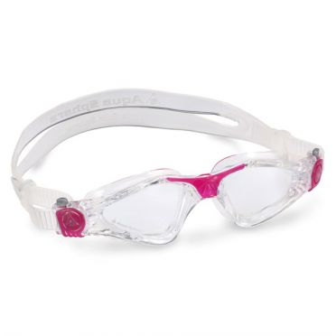 Aqua Sphere Kayenne Small transparante lens zwembril Roze