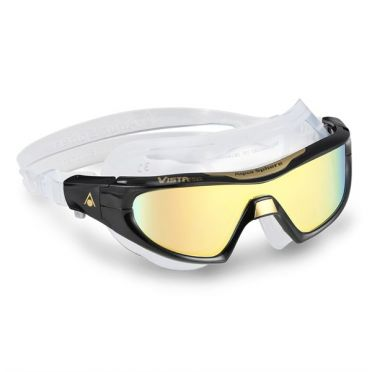 Aqua Sphere Vista Pro multilayer mirror lens zwembril zwart