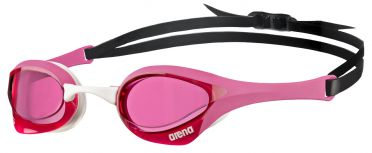 Arena Cobra ultra swipe zwembril roze