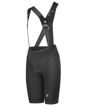 Assos Dyora RS S9 bibshort zwart dames