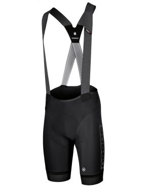Assos Equipe RS S9 werksteam bibshort zwart heren