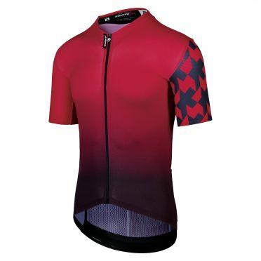 Assos Equipe RS summer prof edition fietsshirt SS rood heren