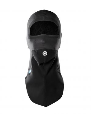 Assos Ultraz Face mask winter zwart