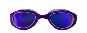 Zone3 Attack polarized zwembril paars