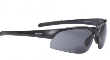 BBB Sportbril Impress reader + 2.5 glossy zwart