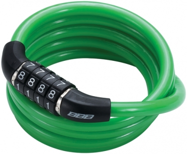 BBB Quickcode Fietsslot BBL-65 groen
