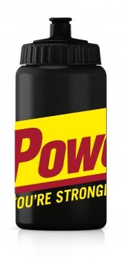 Powerbar Bidon 500 ml zwart