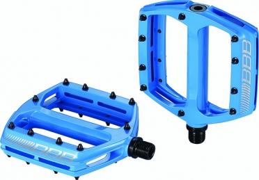 BBB Coolride BPD-16 MTB pedalen blauw