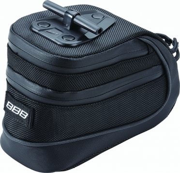 BBB Storepack BSB-12 Zadeltas Large zwart