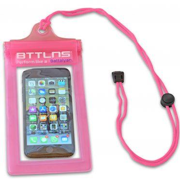 BTTLNS Waterdichte telefoonhoes Iscariot 1.0 roze