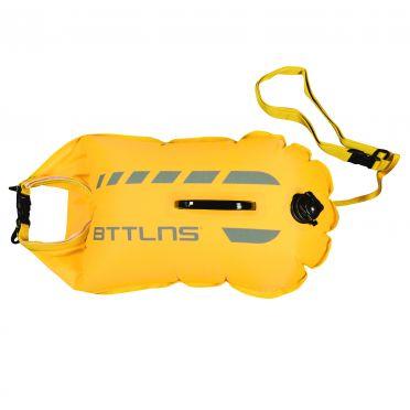 BTTLNS Amphitrite 1.0 saferswimmer zwemboei 20 liter geel