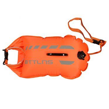 BTTLNS Amphitrite 1.0 saferswimmer zwemboei 20 liter oranje