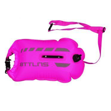 BTTLNS Amphitrite 1.0 saferswimmer zwemboei 20 liter roze