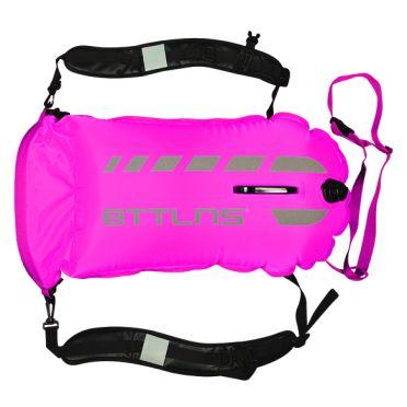 BBTTLNS Tethys 1.0 safeswimmer zwemboei 35 liter roze