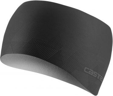 Castelli Pro thermal hoofdband zwart
