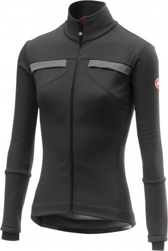 Castelli Dinamica lange mouw jacket zwart dames