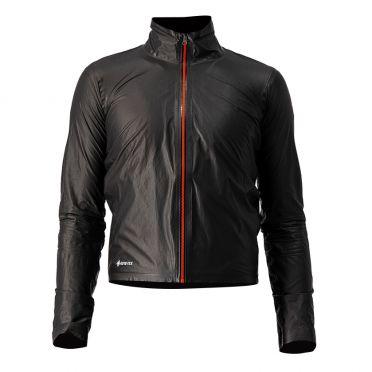 Castelli Idro Pro 3 regen jacket zwart heren
