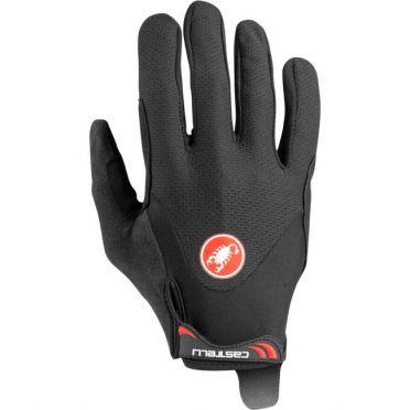Castelli Arenberg gel LF handschoen zwart heren