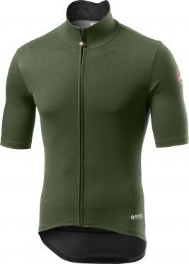 Castelli Perfetto RoS Light fietsshirt groen heren