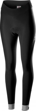 Castelli Tutto Nano tight (zonder bretels) zwart dames