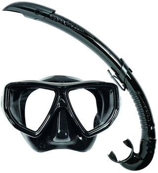 Aqua Lung Sport Oyster LX + Airflex LX Snorkelset zwart