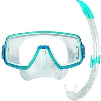 Aqua Lung Sport Planet LX + Airflex LX Snorkelset aqua