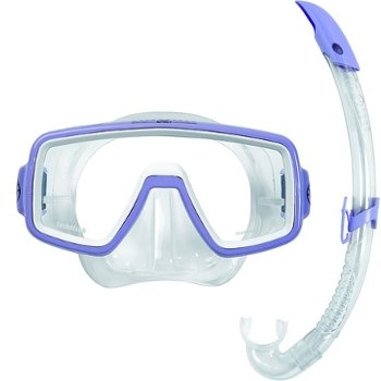 Aqua Lung Sport Planet  LX + Airflex LX Snorkelset Junior