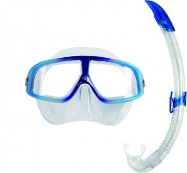 Aqua Lung Sport Sphera LX + Airflex LX Snorkelset blauw