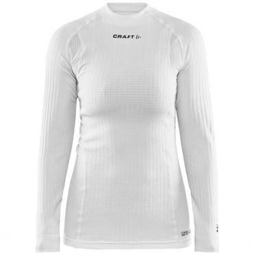 Craft Active extreme X RN ondershirt lange mouw wit dames