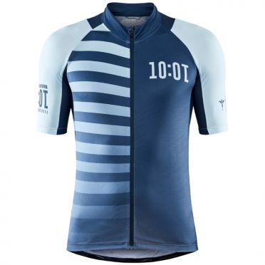 Craft Advanced HMC Endurance Graphic fietsshirt blauw heren