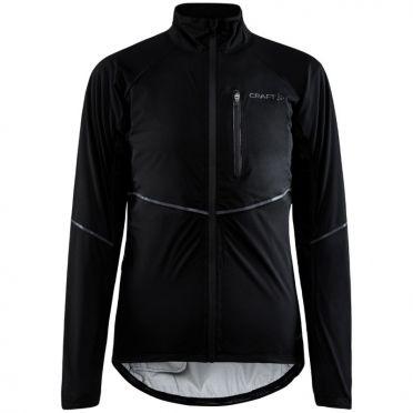 Craft Advanced Endurance Hydro jacket zwart dames
