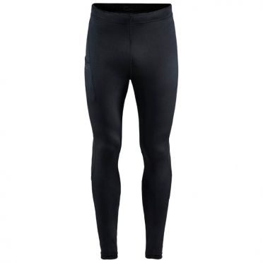 Craft Advanced Essence Intense tight hardloopbroek zwart heren