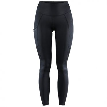 Craft Advanced Essence tight hardloopbroek zwart dames