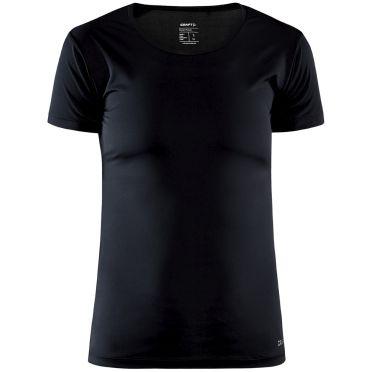 Craft Core Dry ondershirt SS zwart dames