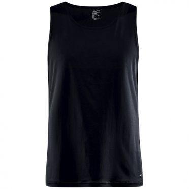 Craft Core Dry singlet ondershirt SS zwart heren