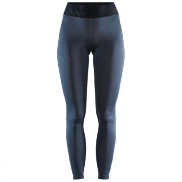 Craft Core Essence tight hardloopbroek blauw dames