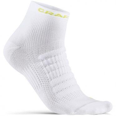 Craft Advanced Dry mid Sokken wit