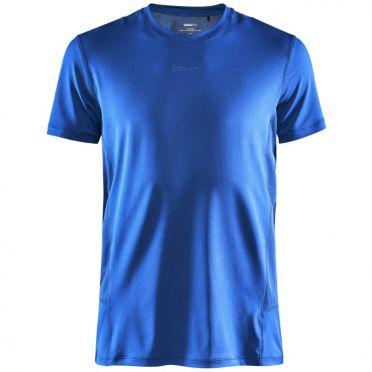 Craft Essence slim hardloopshirt SS blauw heren