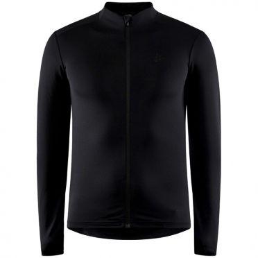 Craft Advanced bike Essence fietsshirt lange mouw zwart heren