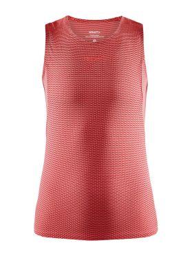 Craft Pro Dry Nanoweight mouwloos ondershirt roze dames