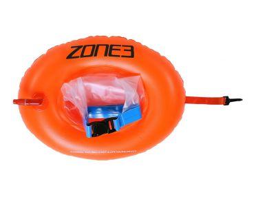Zone3 Buoy/Dry bag donut oranje