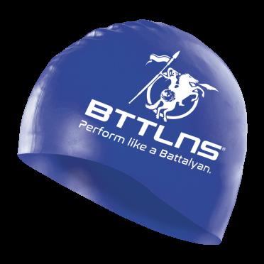 BTTLNS Siliconen badmuts blauw Absorber 2.0